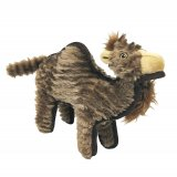 SteelDog Ruffian Camel Dog Toy Premium Tough Plush