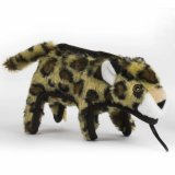 SteelDog Ruffian Hyena Dog Toy Premium Tough Plush
