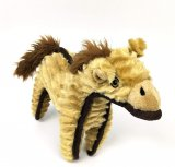 SteelDog Ruffian Pony Dog Toy Premium Tough Plush