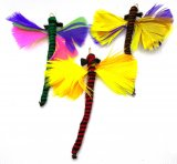 Striped Dragonfly 3 Pack