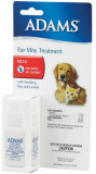 Adams Ear Mite Treatment 0.5oz for dogs or cats