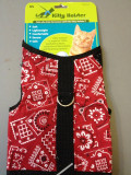 Kitty Holster - Red Bandanna - S/M ONLY