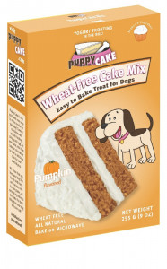 Dog Cake Mix Plus Frosting Treat Birthday Celebration Party Cupcakes MADE IN USA