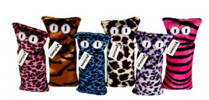 "PetCandy ""Bed Buddies"" Catnip Toy"