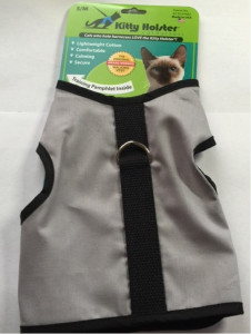 Kitty Holster - Gray