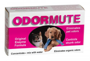 ODORMUTE Ryter ODOR MUTE NATURAL ENZYME ELIMINATE