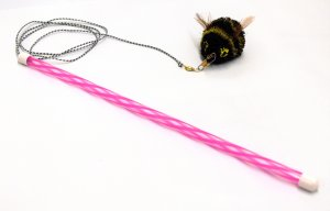 Litterboy Kitty Wand Toys - Choose The Litterboy Cat Toy Attachment