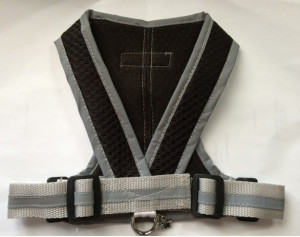 Precision Fit Mesh Harness - 4 Sizes