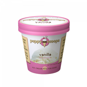 Ice Cream Mix for Dogs - Puppy Scoops Ice Cream Mix for Dogs Puppies --