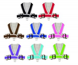 Precision Fit Nylon Harness - Medium
