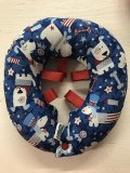 Puppy Bumpers - Patriotic Puppy