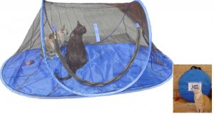 Litterboys Own - Outdoor Feline Funhouse