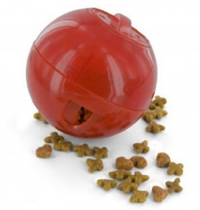 SlimCat Cat Toy Food Ball Treat Dispenser Ball