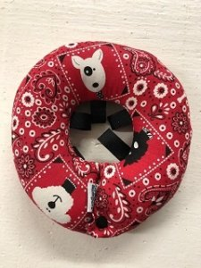 Puppy Bumpers - Red Bandanna